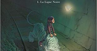Ninn, tome 1: La ligne noire