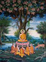 Bouddha Shākyamuni