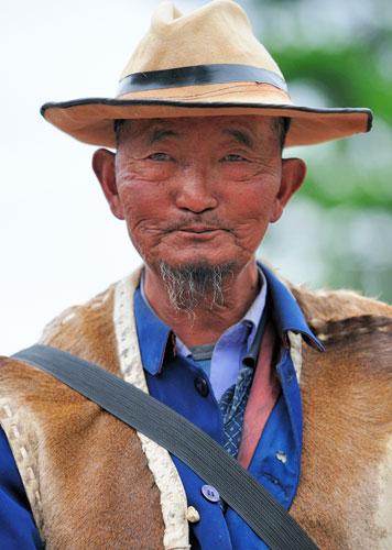 Yunnan, Chine (Yúnnán 云南)