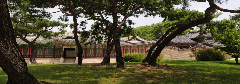 Palais Changdeokgung et son jardin Huwon (Jardin secret) (창덕궁과 후원), Séoul, Corée du Sud