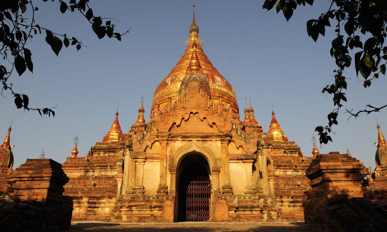 La pagode Dhammayanzika