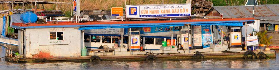 Chau Doc, Delta du Mékong
