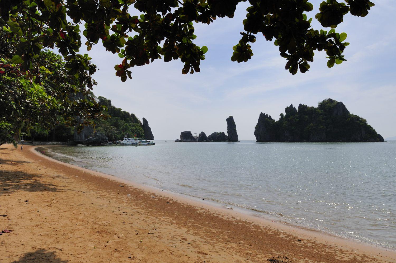 Ha Tien, ses plages et ses grottes, Delta du Mékong