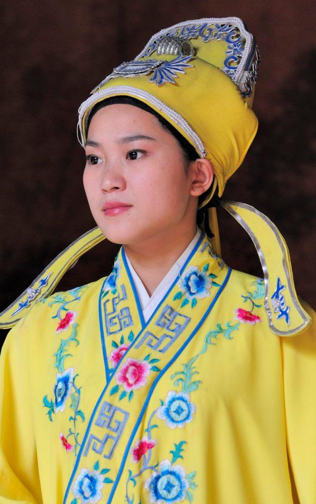 Théâtre chinois à Shaoxing, ville natale de Lu Xun