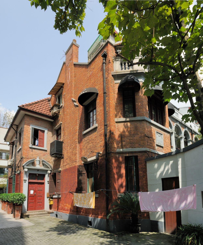 Wukang Lu (Ancienne Concession Française), Shanghai