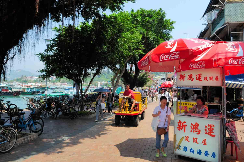 Cheung Chau Island, Hong-Kong