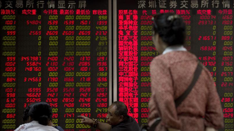 Pourquoi la Chine enregistre un ralentissement de sa croissance?