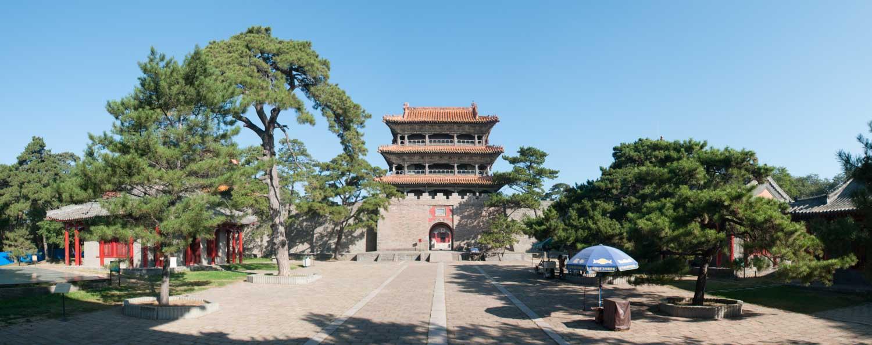 Tombeau de l'Est, Shenyang (Tombe Fuling)