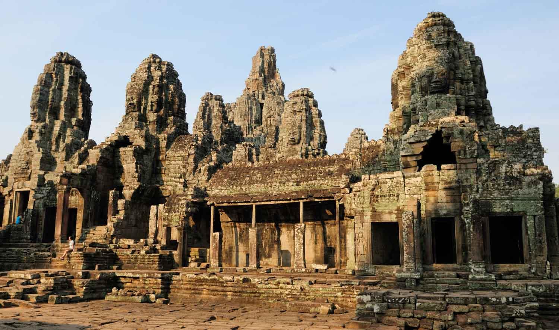 Angkor Thom, Cambodge