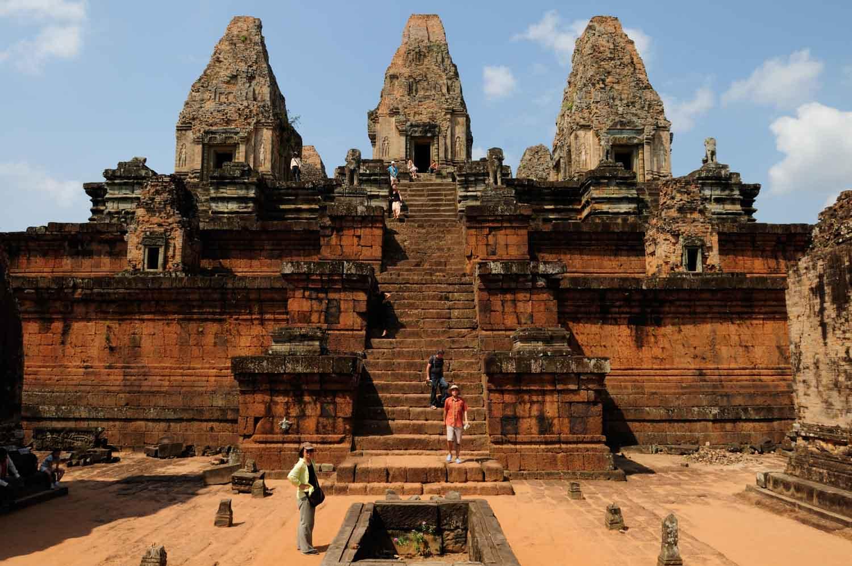 Prasat Pre Roup, Angkor, Cambodge