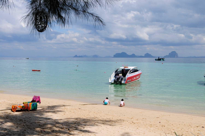 Koh Lanta, Krabi Province, Thailande