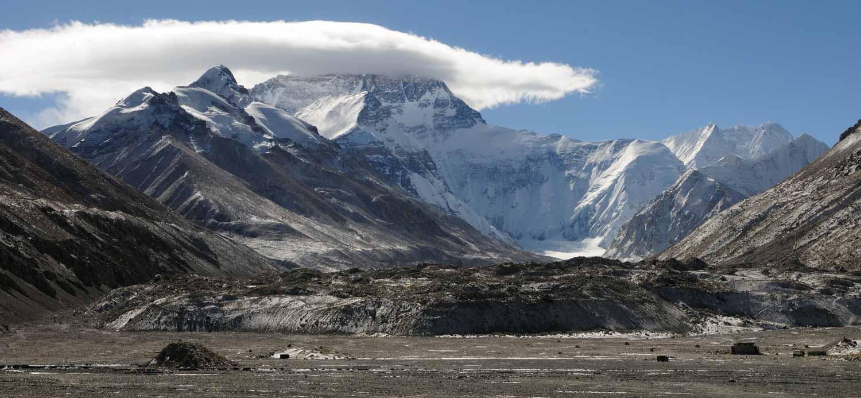 Camp de base de l'Everest, Tibet