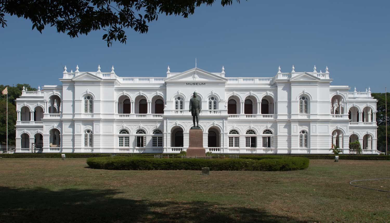 Musée National, Colombo, Sri Lanka