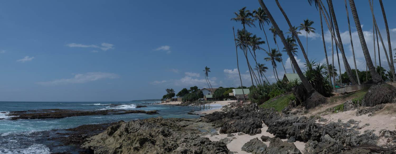 Plage de Koggala, Sri Lanka