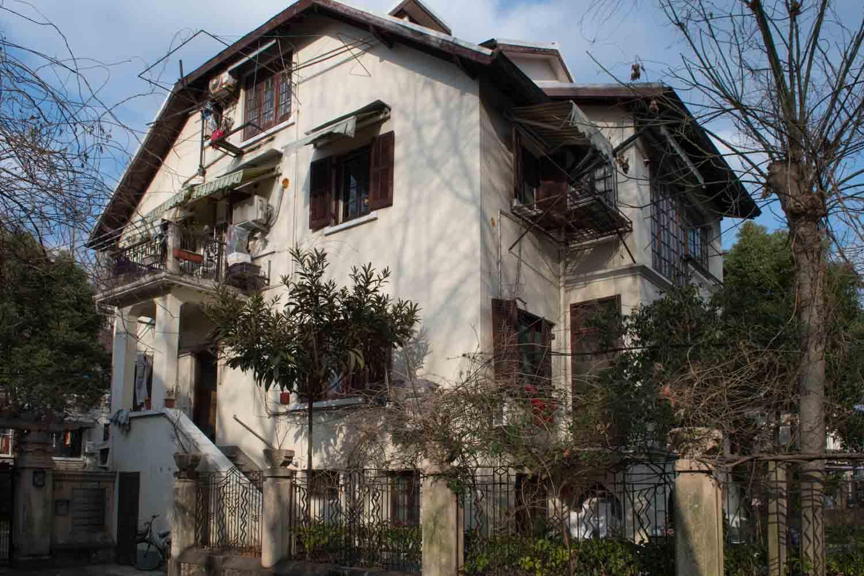 Ruijin Er Lu Li Long, Shanghai
