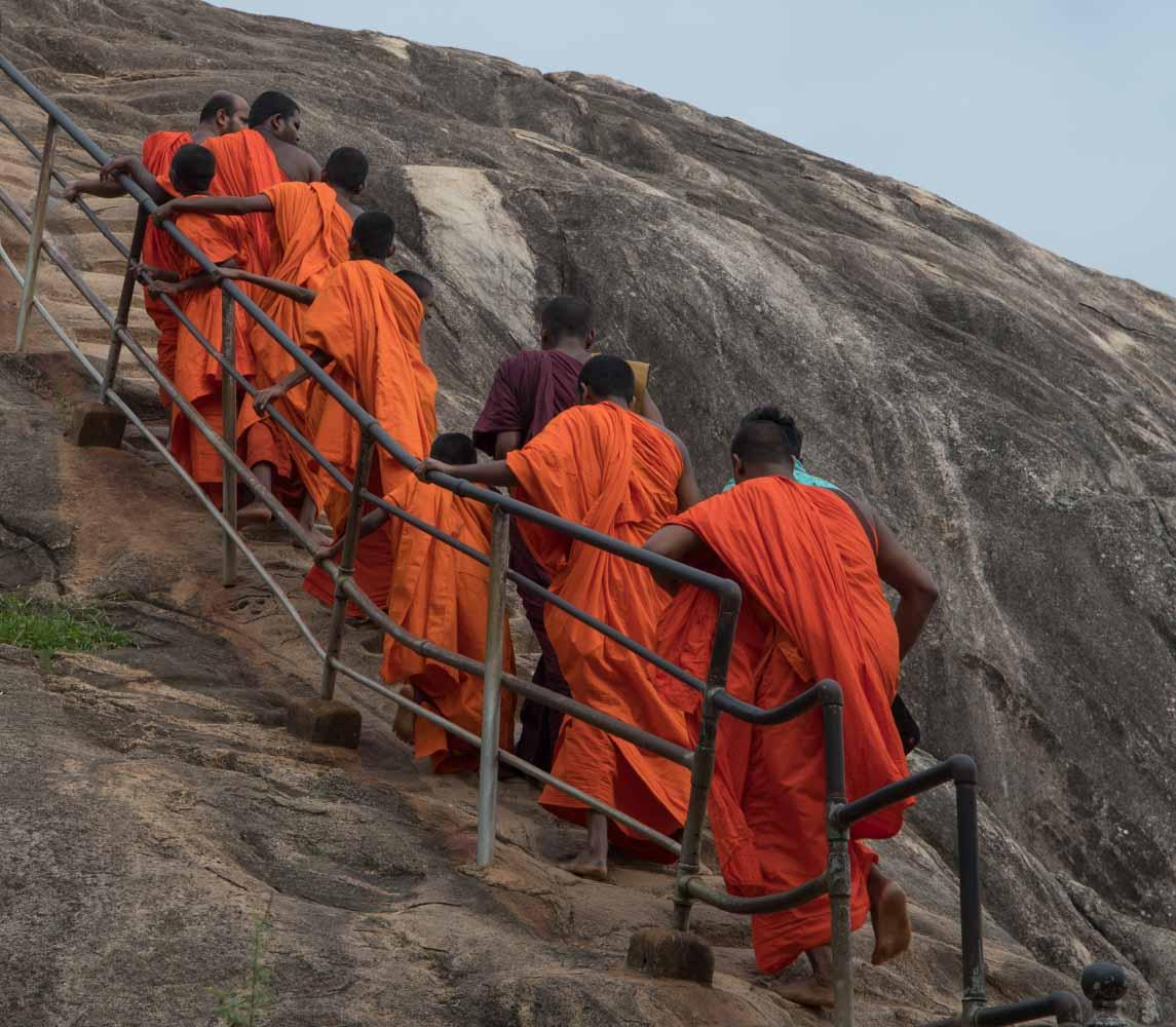Complexe Bouddhiste, Mihintale, Sri Lanka