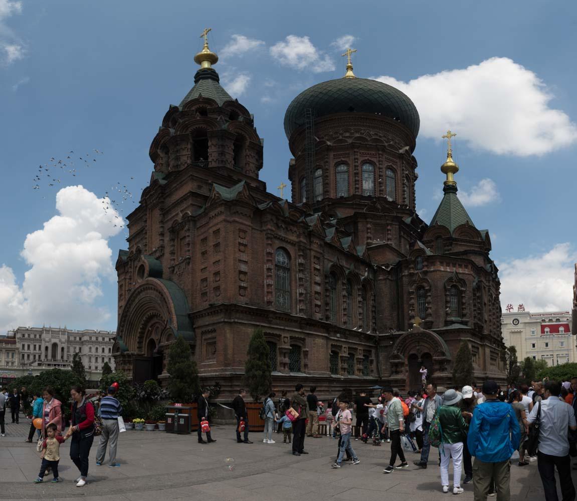 Cathédrale Sainte-Sophie, Harbin, Heilongjiang