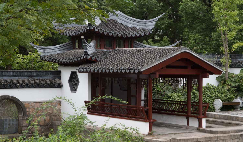 Jardin botanique de Shanghai (上海植物园)