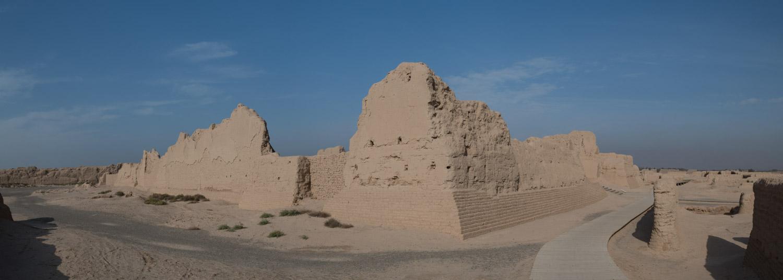 Gaochang 高昌 قۇچۇ, Turpan 吐鲁番, Xinjiang 新疆