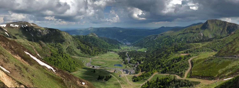 Randonnées en Auvergne, Massif du Sancy, Source de la Dordogne