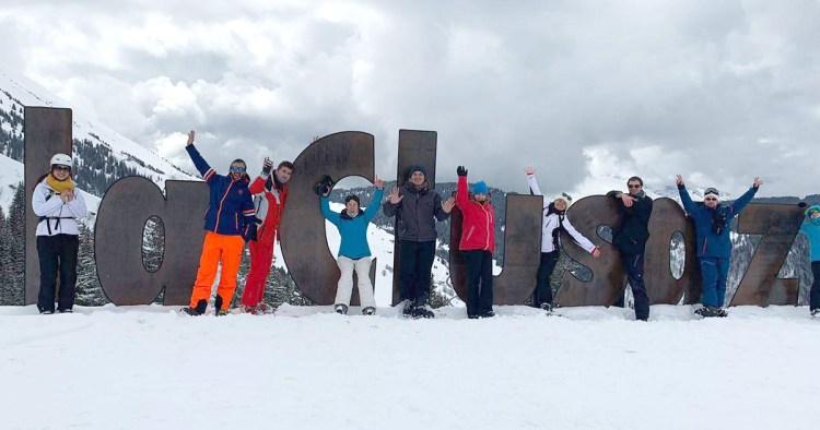 Une semaine de ski à la Clusaz et découverte du Yooner