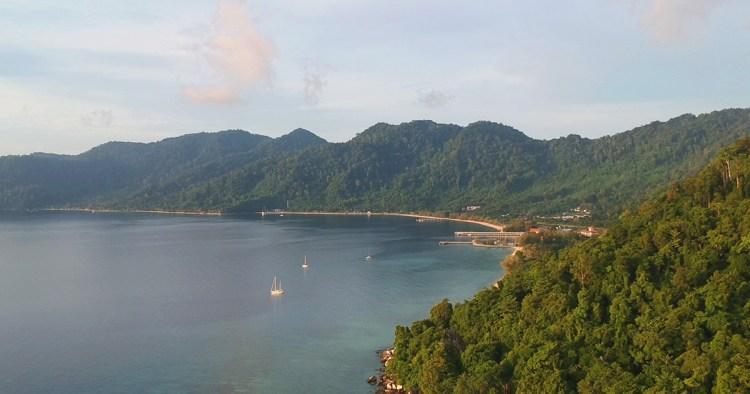 Malaisie : deux jours au Paradis sur l'île de Tioman