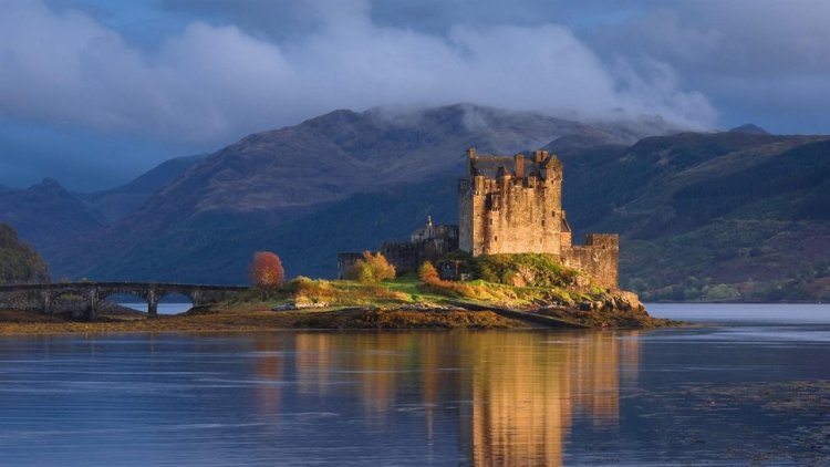 castle-wallpaper-eilean-scotland-donan