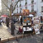 Place du Tertre - Quartier Montmartre - Paris