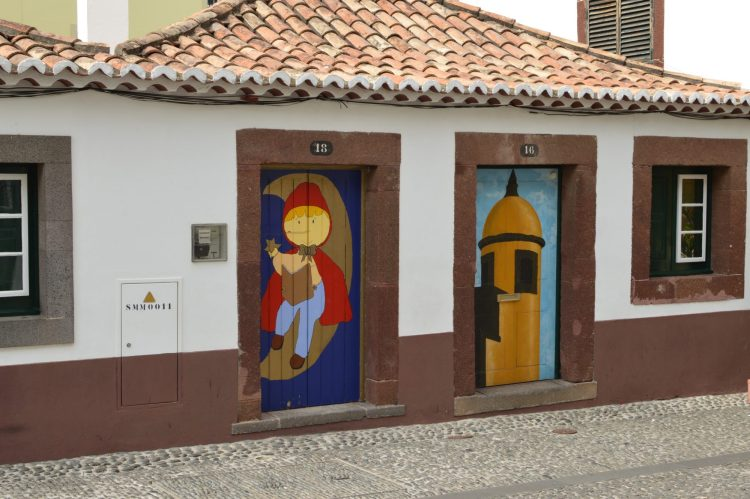 funchal - madere - voyages ici et ailleurs
