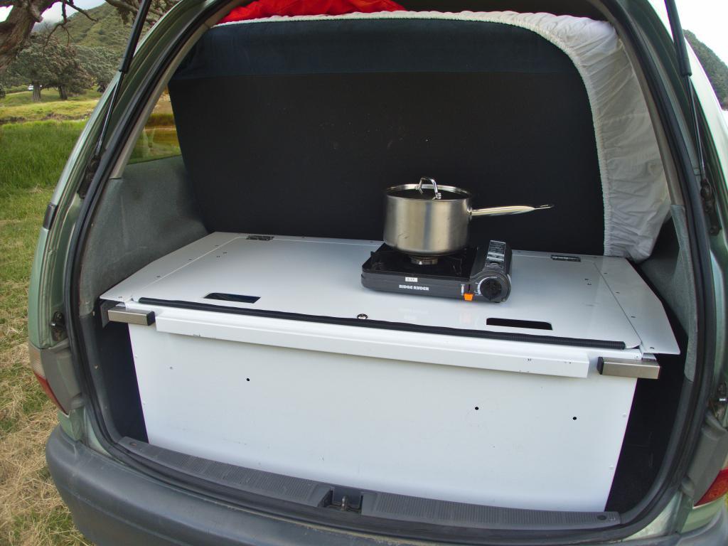 cuisine campervan