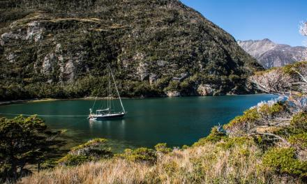 Patagonie: ma fabuleuse croisière àla voile dans un lieu mythique