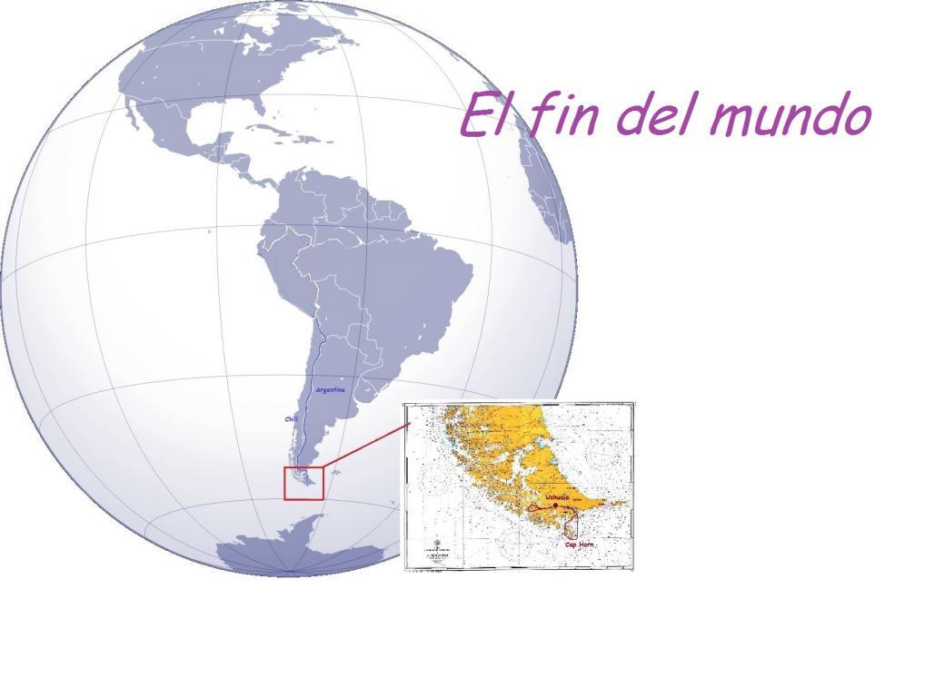 carte circuit croisière en patagonie