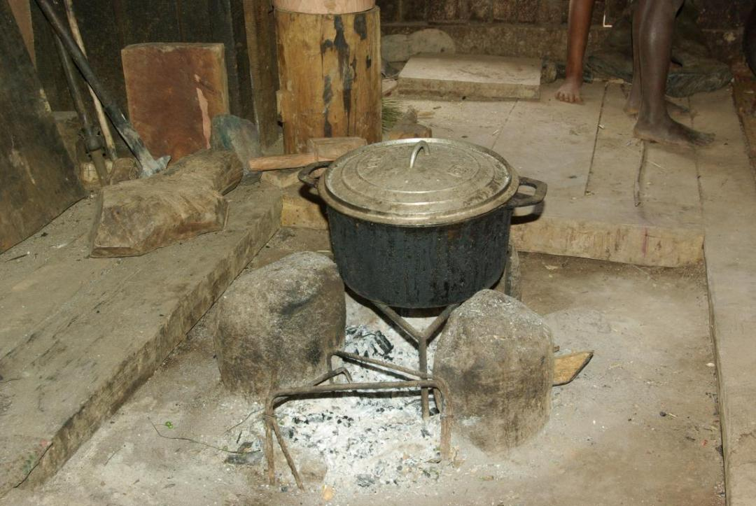 cuisine village île de madagascar