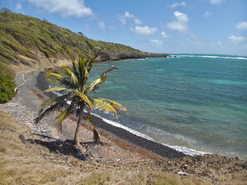 Boucle du Vauclin en Martinique dans les Caraïbes