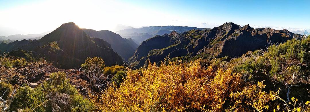 le pico ruivo, une magnifique randonnée sur l'île de Madère