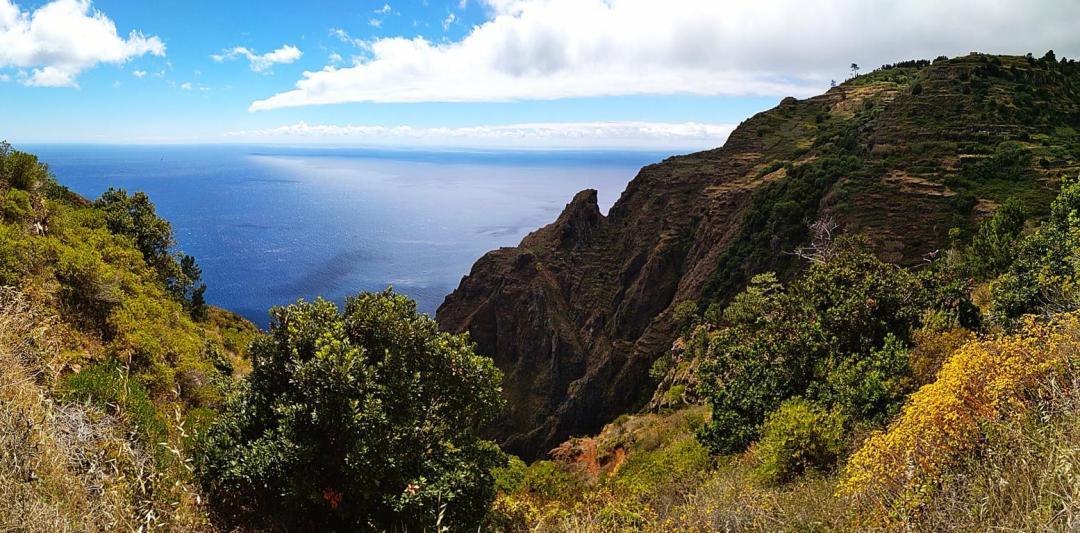 randonnée sur l'île de madère entre jardim et paul do mar
