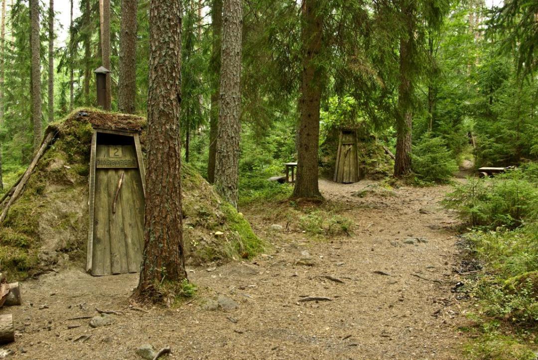 des huttes nature pour un hébergement insolite et écolodge