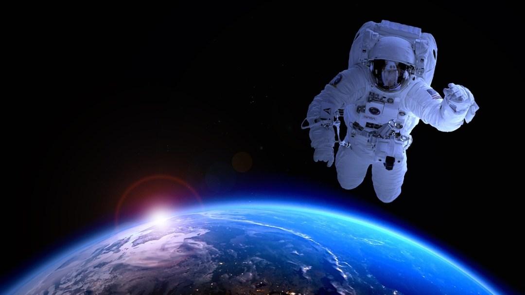astronaute un métier qui permet de voyager