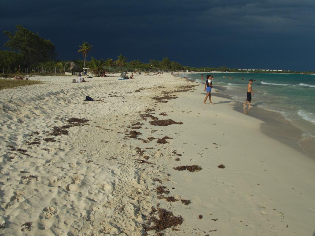Playa del Carmen peninsule Yucatan