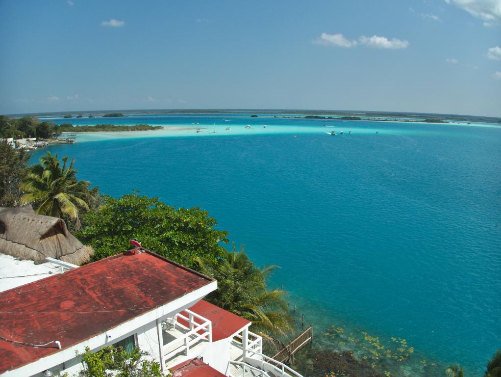 bacalar lagune aux sept couleurs sud de yucatan