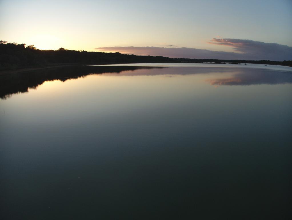 lac près de punta laguna