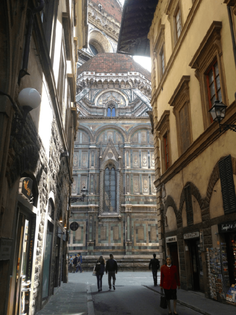 Fig. 2. The Duomo, Santa Maria del Fiore