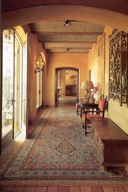 hallway_of_adamson_house