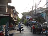 Ruelles de Bangkok