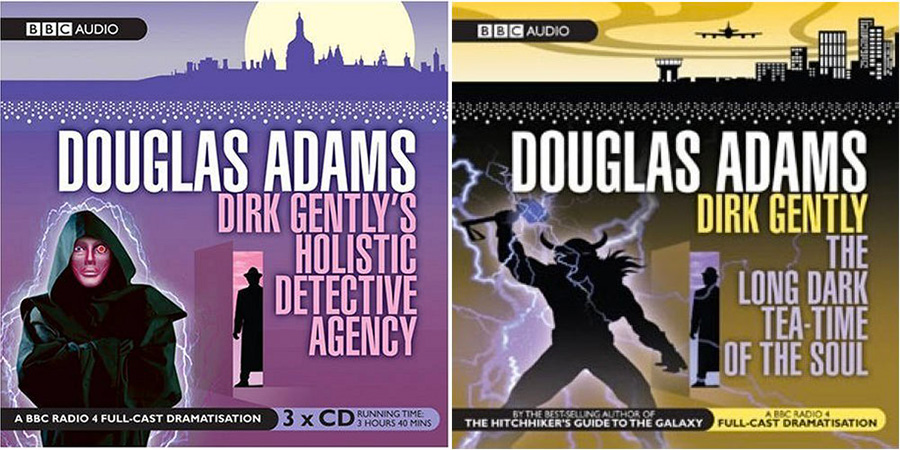 CD Dirk Gently radio BBC