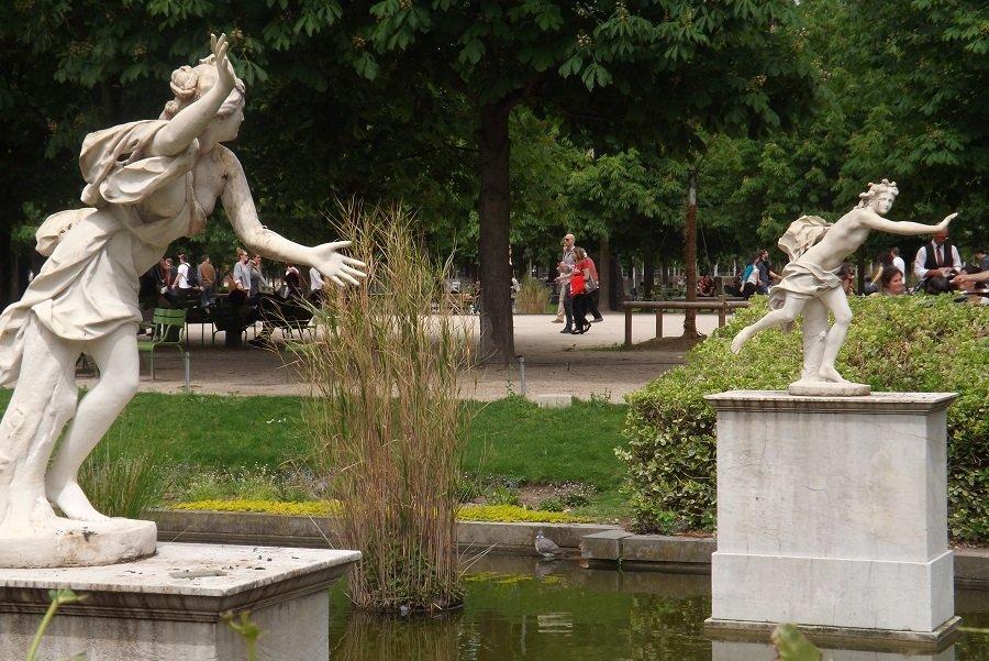 """Résultat de recherche d'images pour """"statue apollon tuileries"""""""