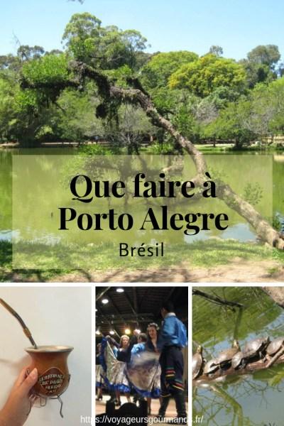 Que faire à Porto Alegre