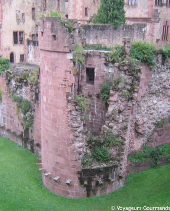 Château de Heidelberg