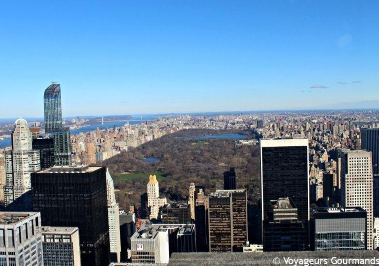 8 jours a New York