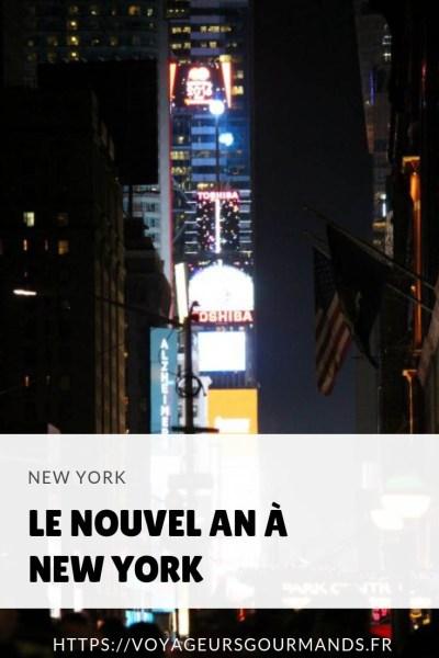 nouvel an a new york